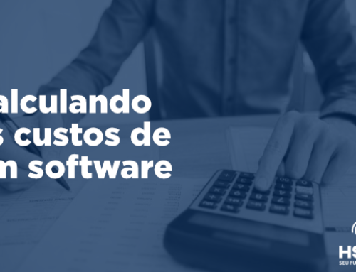 Como o Custo do Software é calculado?